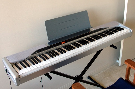 Digital Portable Piano