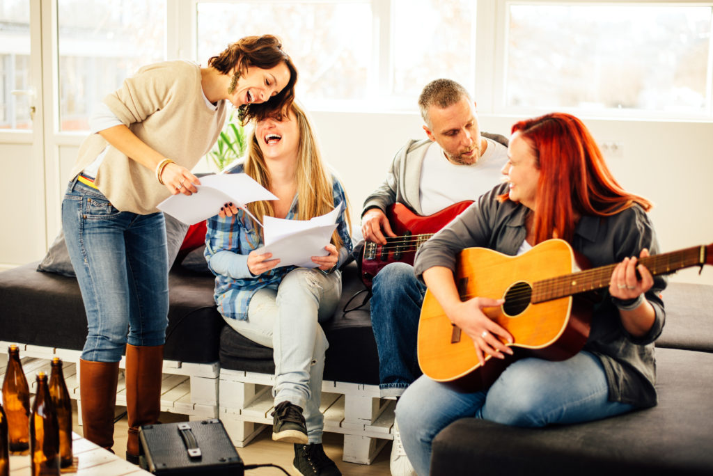 8 Things You Should Do If You Want To Learn Music As Adults | Liberty Park Music