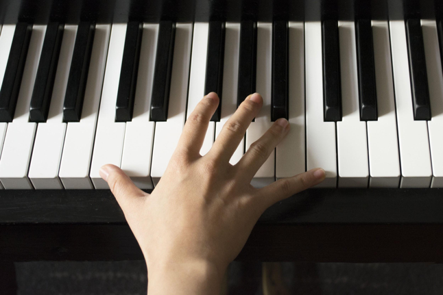 tips for small handed pianist