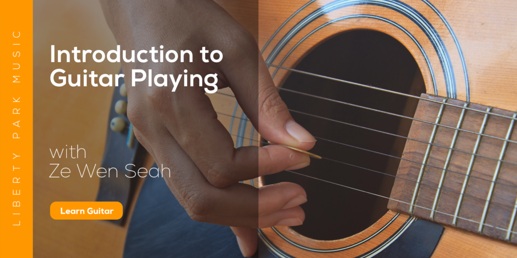 Introduction to Guitar Playing