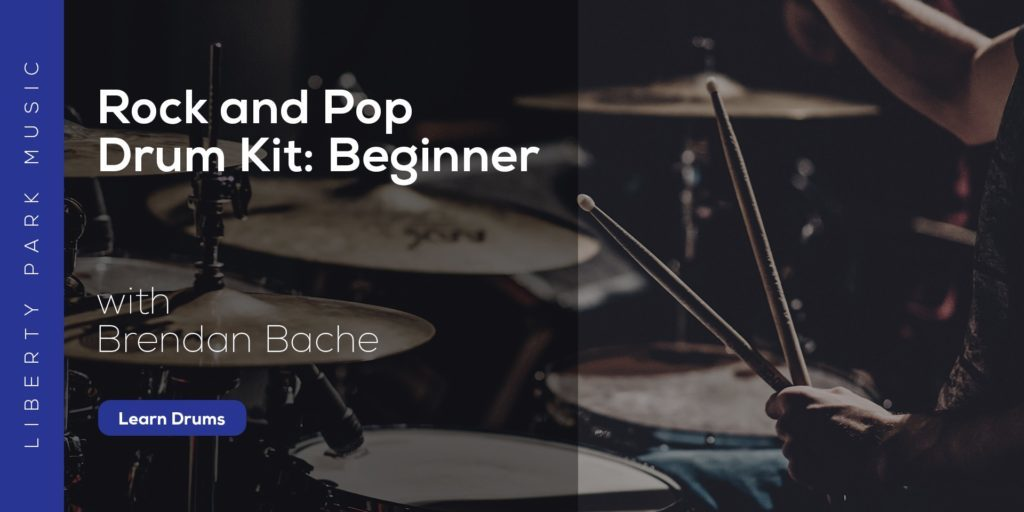 Rock and Pop Drum Beginner